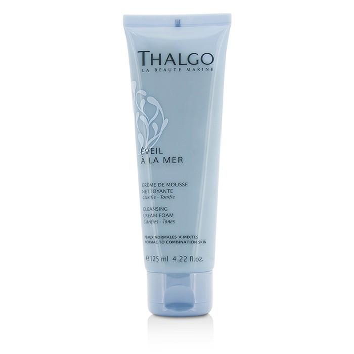 岱蔻兒 - 洗面乳- 中性至混合性肌膚適用 Eveil A La Mer Cleansing Cream Foam