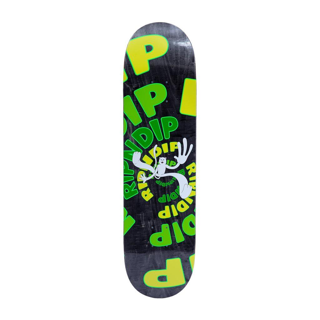 RIPNDIP DESCENDENT DECK 滑板版身【BAMBOOtique】專業滑板店