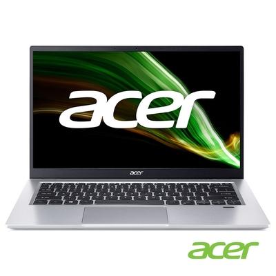 Acer SF314-511-545L 14吋筆電(i5-1135G7/16G/512G SSD/swift 3/銀)