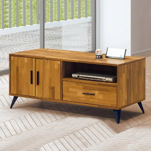 Boden-卡特斯4尺二門一抽電視櫃/長櫃
