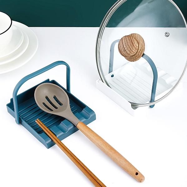 現貨! 多功能可懸掛廚房美學四卡槽鍋鏟湯勺架