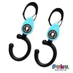 任-PUKU藍色企鵝 Color Hook掛勾(湖水藍)