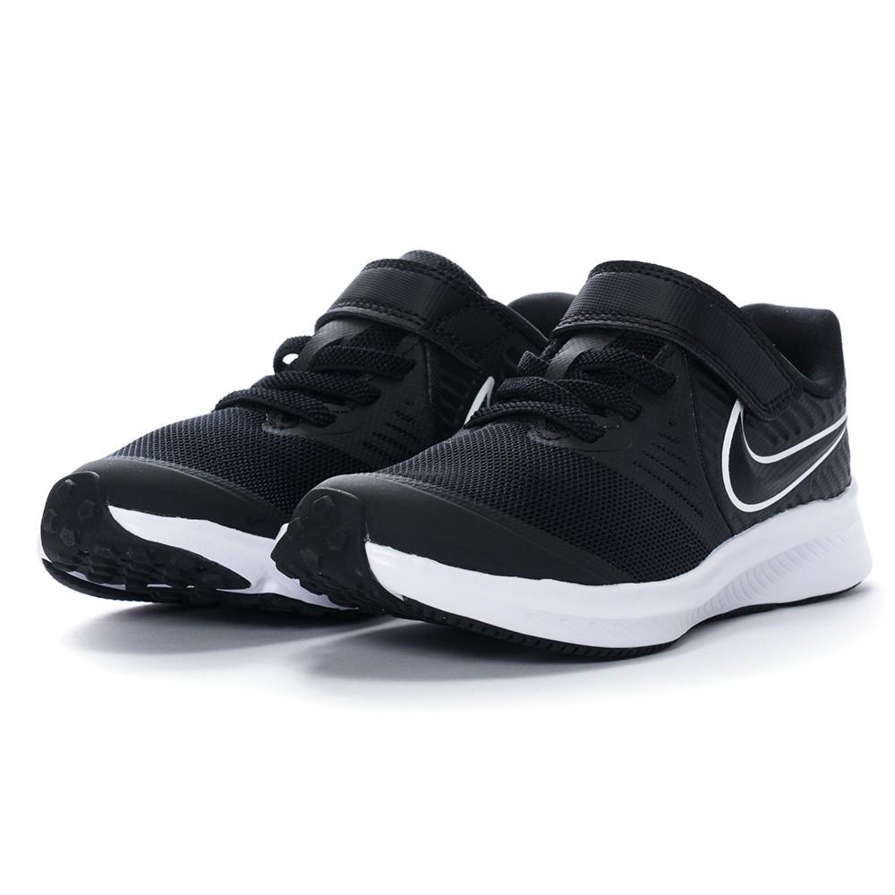 NIKE STAR RUNNER 2 PSV 中童 運動 休閒 慢跑鞋 AT1801-001 童鞋