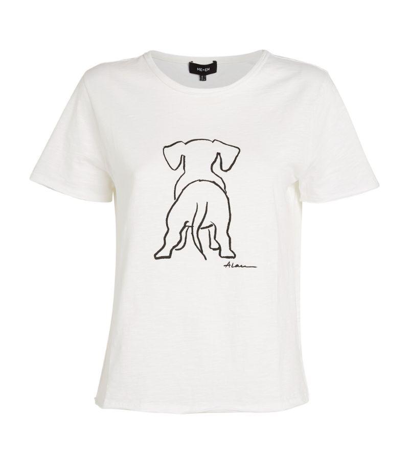 Me+Em Dachshund Graphic T-Shirt