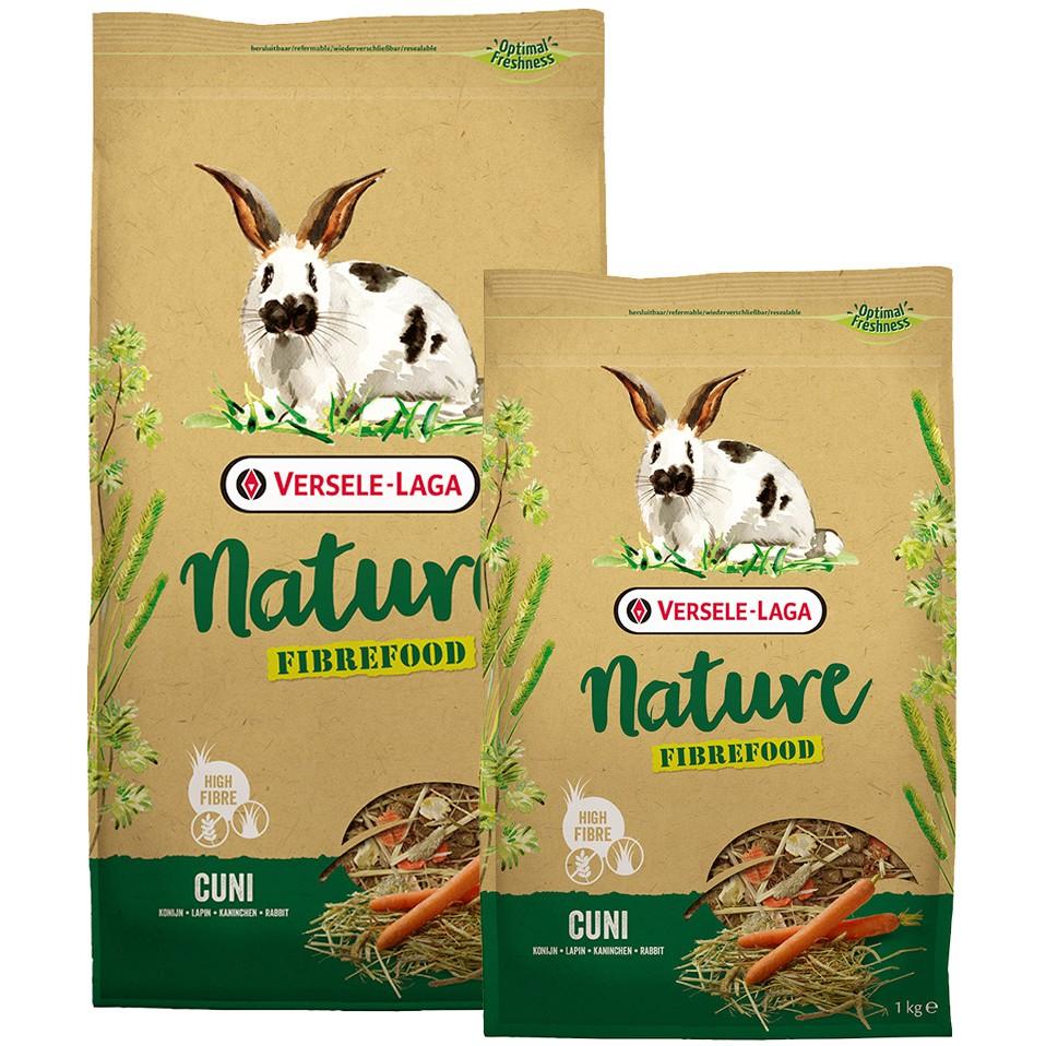比利時凡賽爾 全新NATURE特級機能高纖成兔飼料