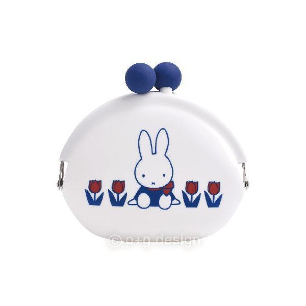 p+g design POCHI miffy米飛兔65週年限定矽膠口金包 eslite誠品