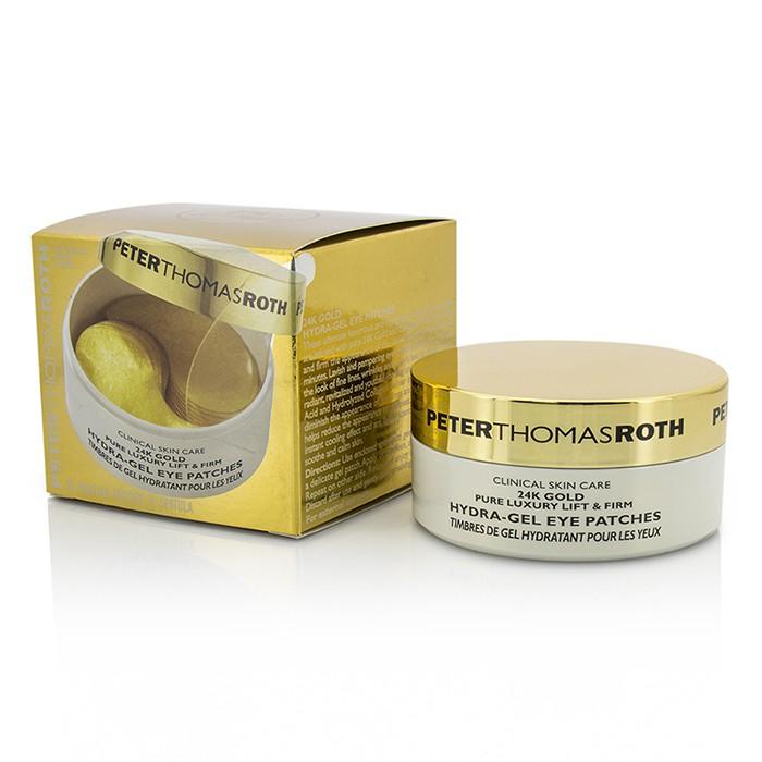 彼得羅夫 - 24K黃金眼膜(全面改善眼周暗沉、細紋)24K Gold Hydra-Gel Eye Patches