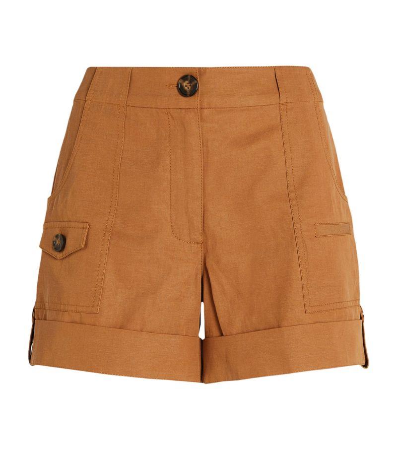 Me+Em Adjustable A-Line Shorts