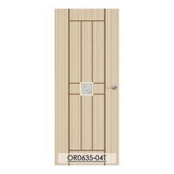 【橙門】房間門/浴室門-防潮、防蛀、降低噪音-OR0635-04T