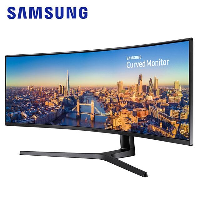 SAMSUNG 三星 49型 C49J890DKE 32:9 VA曲面 電競螢幕