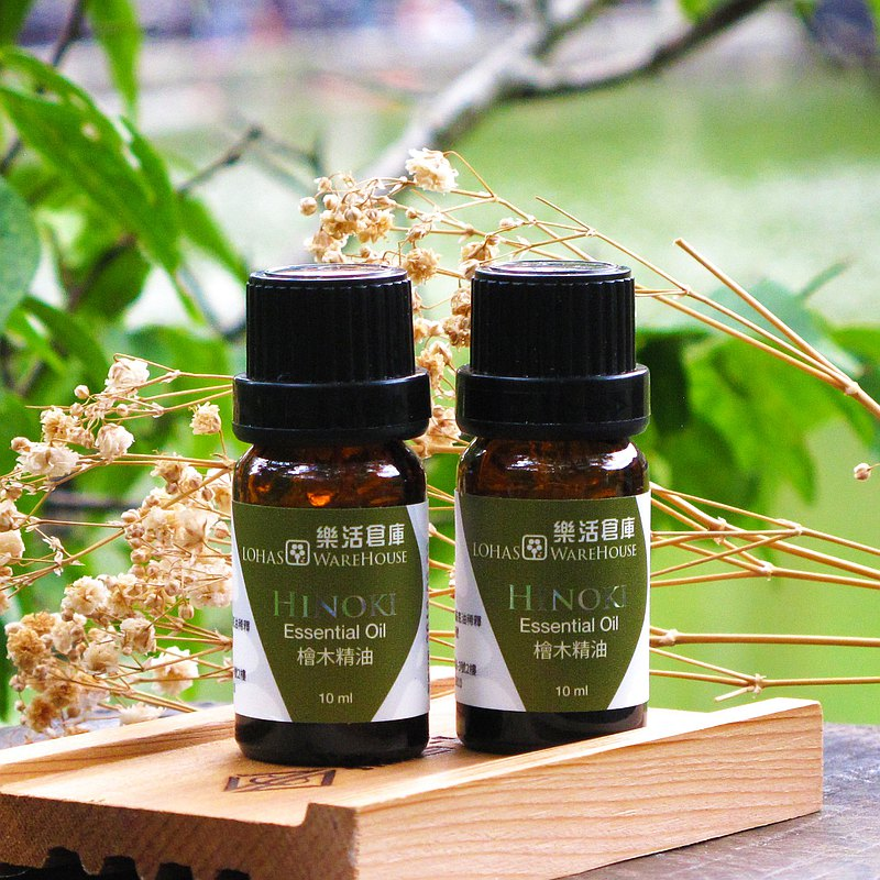 植萃Essential Oil-檜木精油10ml