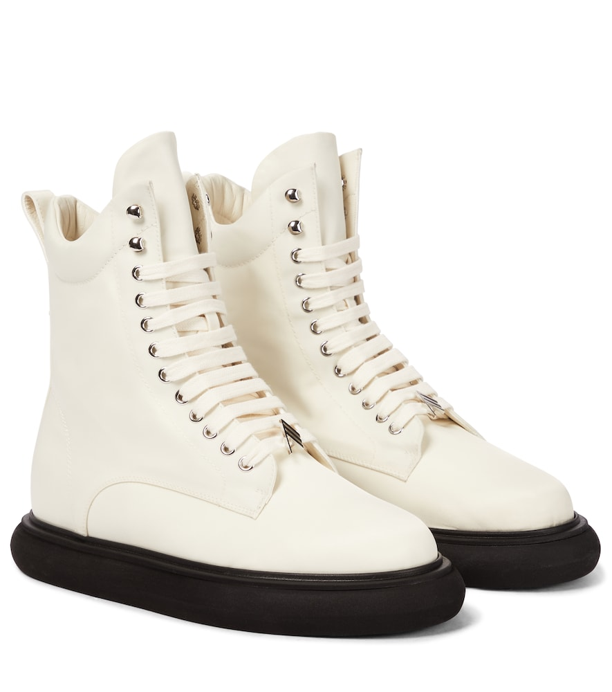 Selene combat boots