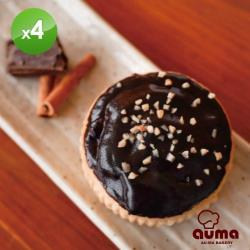 【奧瑪烘焙】濃郁生巧肉桂捲 (每盒175g±4.5%)x4盒