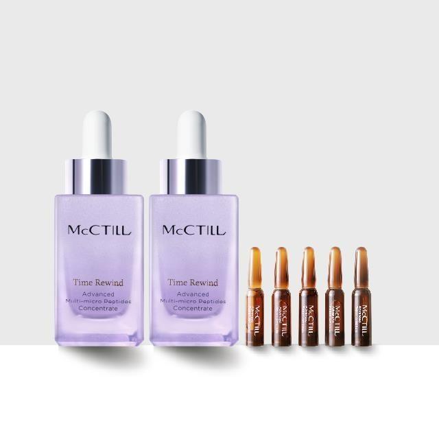 【McCTILL美珂媞歐】油水平衡續航超值三套組