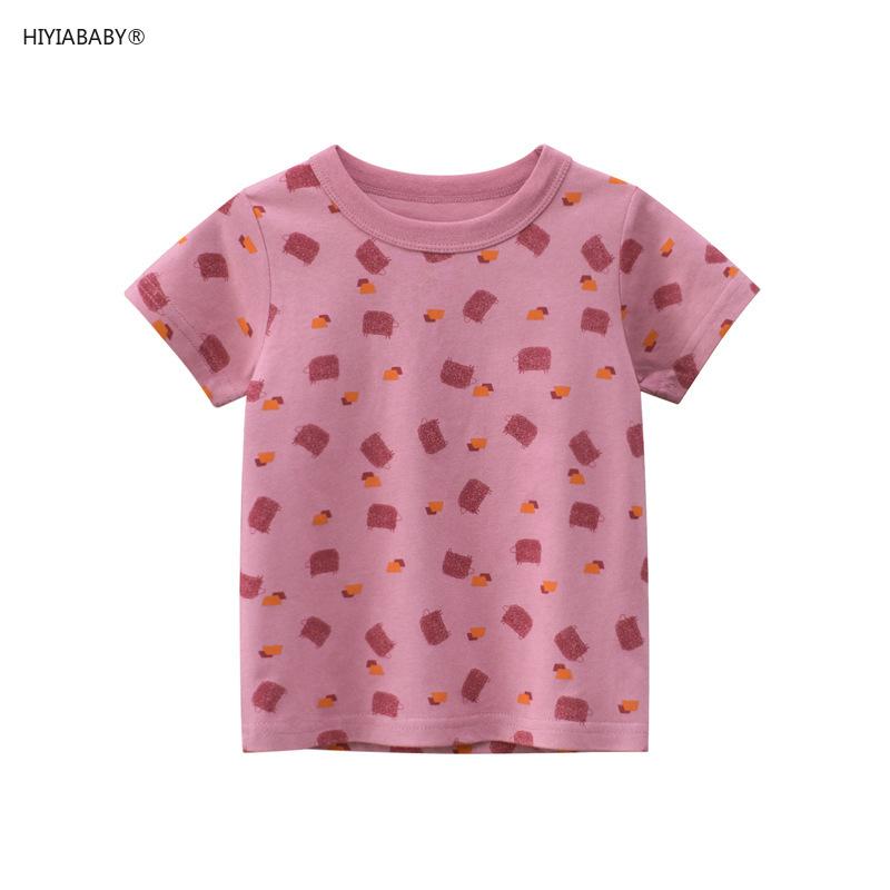 夏季男童裝新款兒童T恤短袖上衣中小童kids clothes
