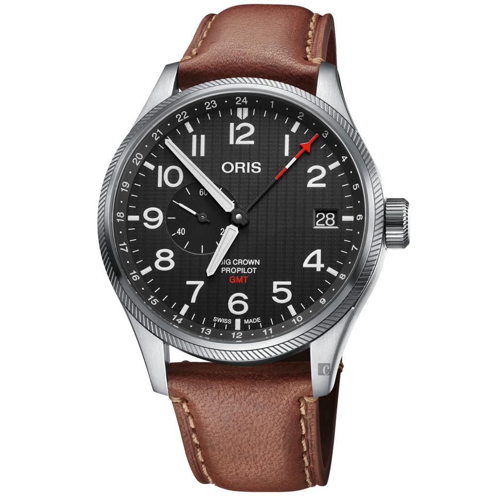 Oris豪利時 55th Reno Air Races 限量腕錶-45mm 0174877104184-Set 廠商直送