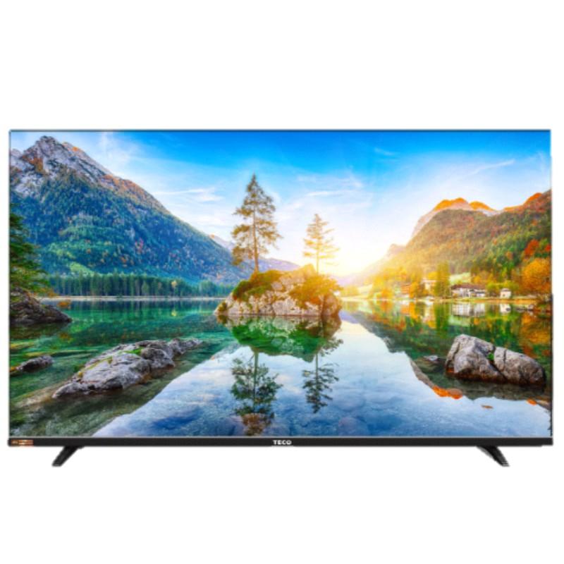 【來電詢價免運】 TECO 東元 43吋 真實4K Smart連網 液晶電視 TL43U7TRE+TS1321TRA