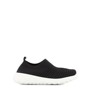 BabyMocs BabyMocs Black Little Runner Sneakers 22 EU