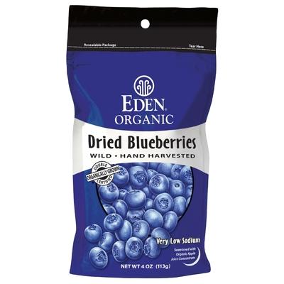 【有機思維】EDEN有機野生藍莓乾113g