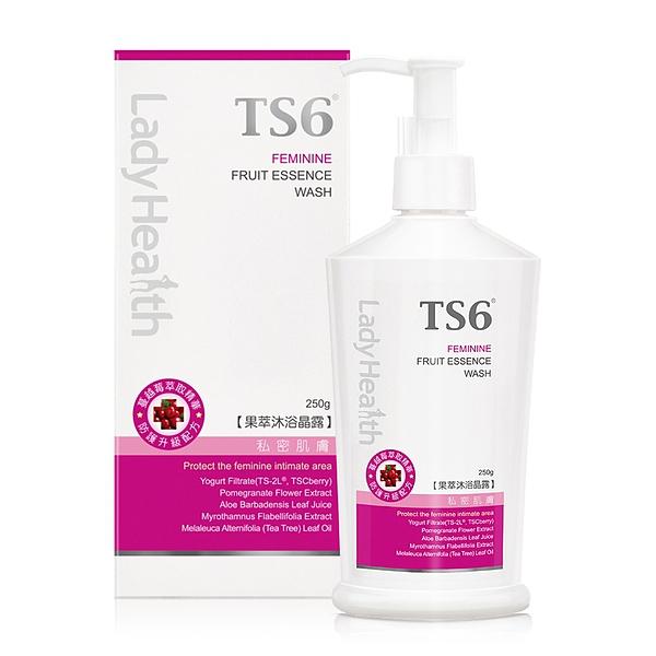 【TS6】TS6護一生果萃沐浴晶露250g