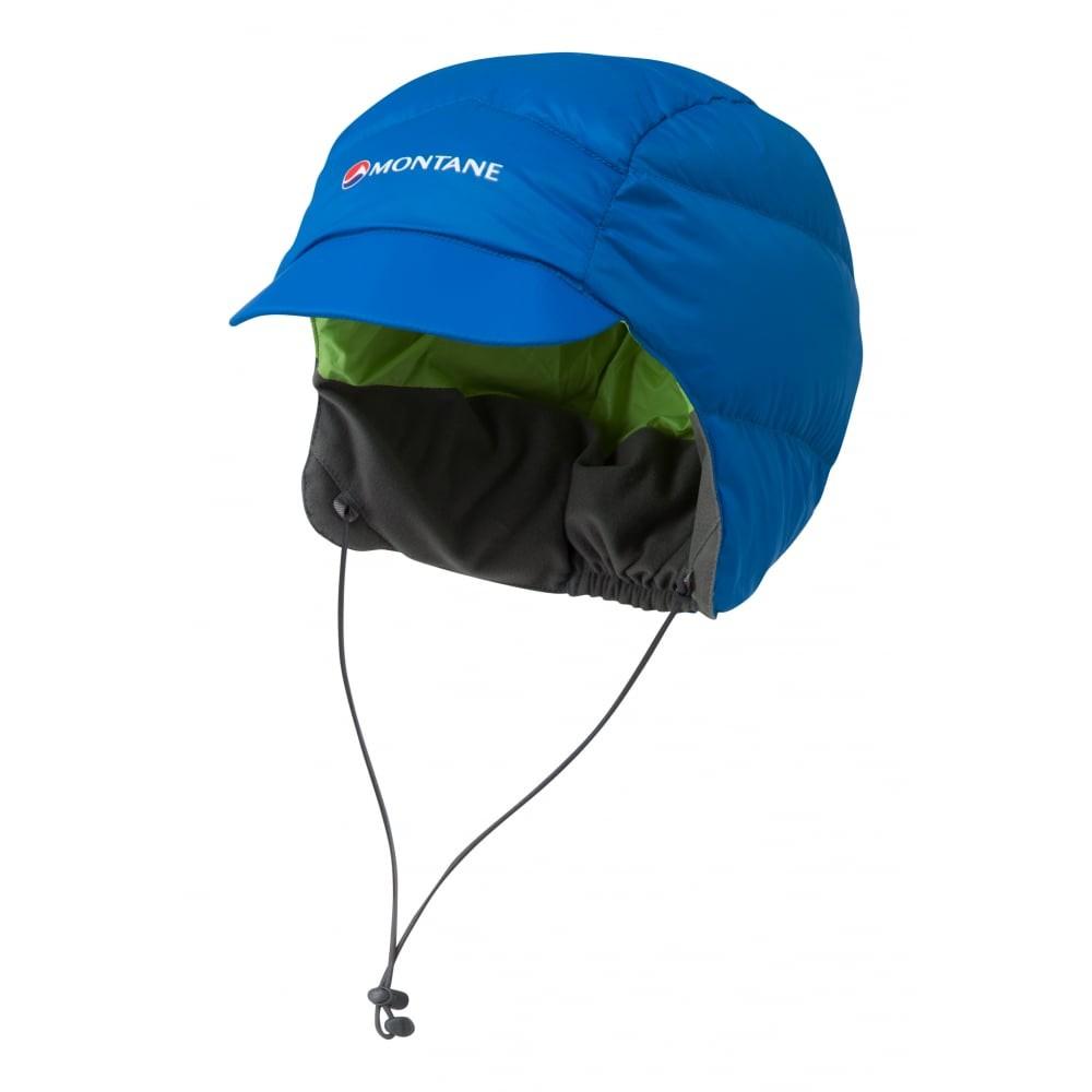 Montane  防水羽絨蓋耳帽 Plume Mountain Cap 保暖帽 滑雪帽 HPMCA 附收納袋