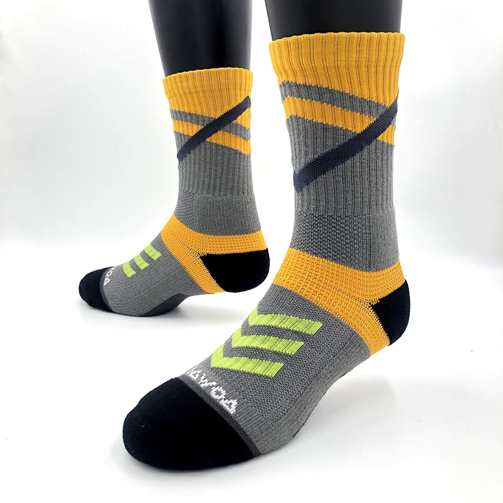 能量激發登山襪-高筒|男L (25-28cm)