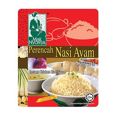 馬來媽媽海南雞飯即煮醬 MAK NYONYA Instant Chicken Rice Sauce 100g
