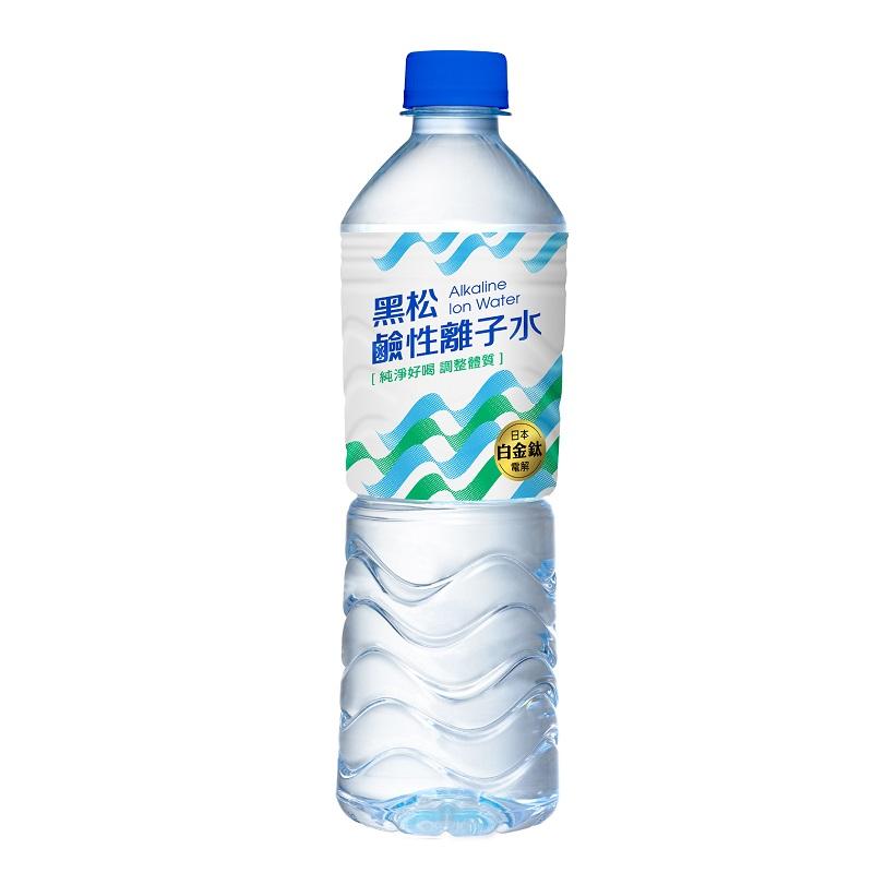 黑松鹼性離子水PET-585mlx24