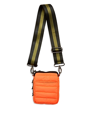 Think Royln The Cell Case Mini Quilted Crossbody