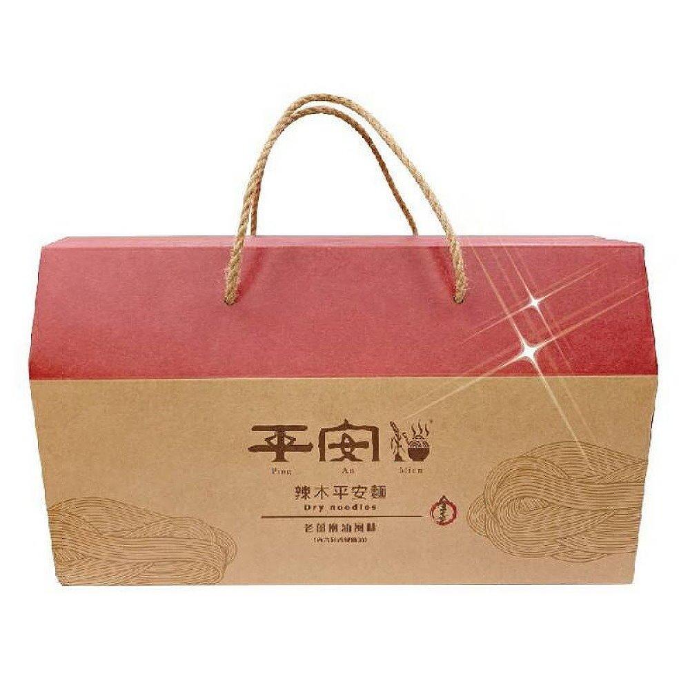 奇蹟 辣木平安麵禮盒(8包/盒)