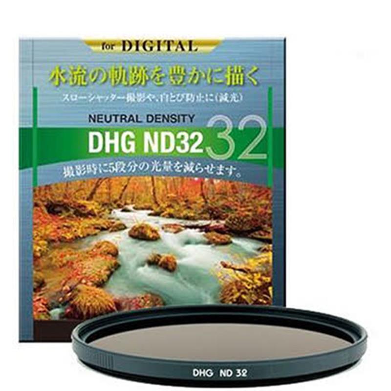 Marumi DHG ND32 減光鏡 49/52/55/58mm 多層鍍膜 減五格 [相機專家] [彩宣公司貨]