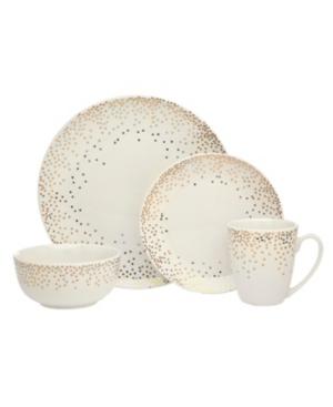 Godinger Alora Glam 16-pc Dinnerware Set