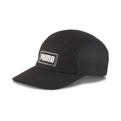 【PUMA官方旗艦】PUMA五片帽 男女共同 02312401