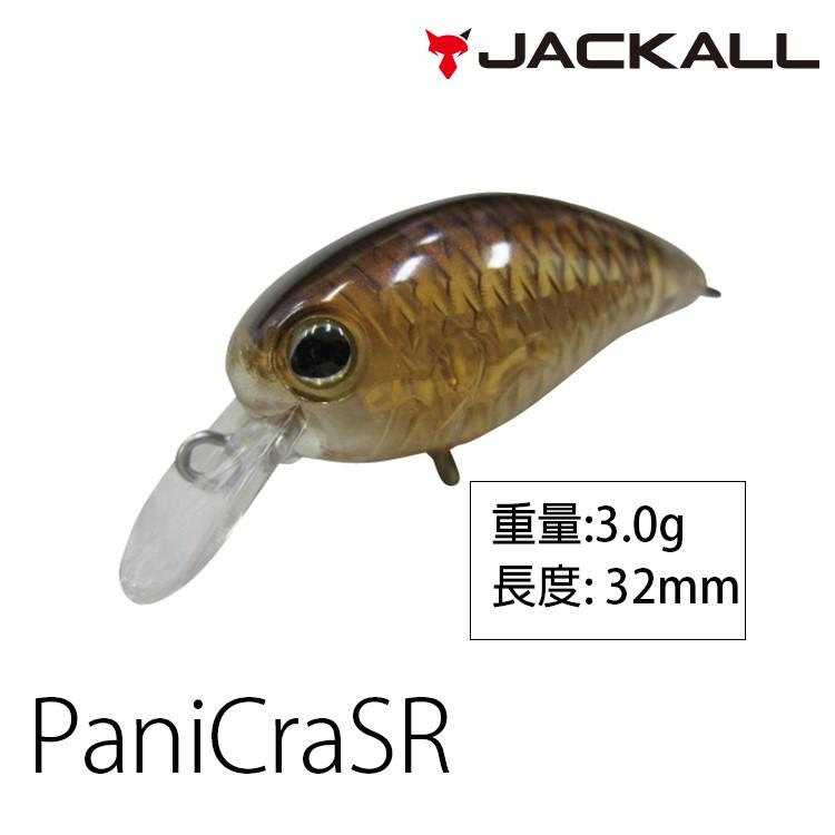 JACKALL PANICRA SR [漁拓釣具] [路亞硬餌]