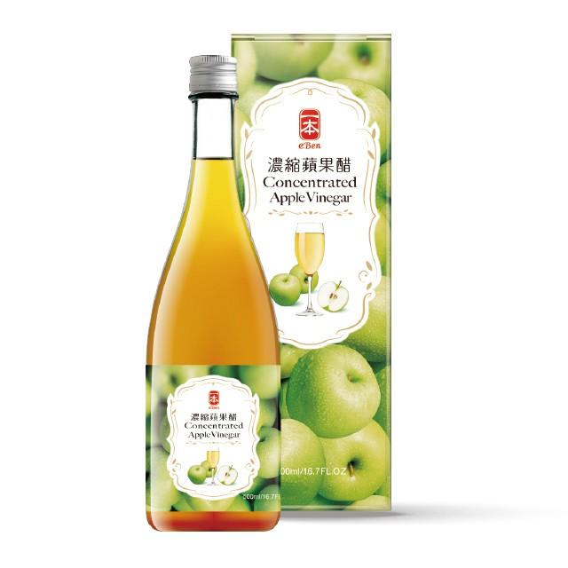 【一本】濃縮蘋果醋(濃縮500ml,一瓶喝久久,CP值超高)