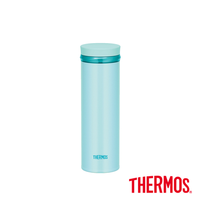 THERMOS膳魔師不鏽鋼真空保溫杯0.35L(JNO-351)-MNT(薄荷綠色)