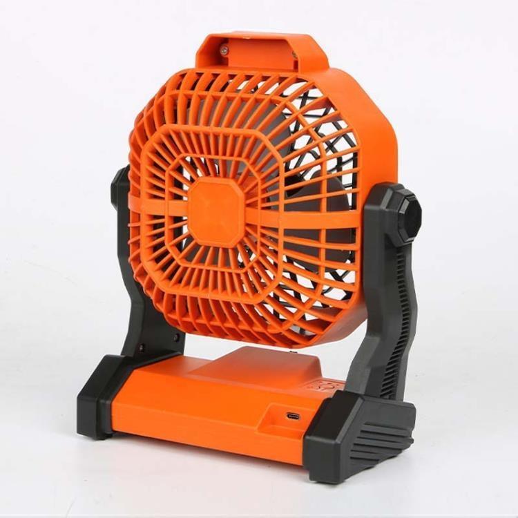 X20便攜式戶外風扇LED帳篷燈露營風扇燈多功能照明電風扇【免運】