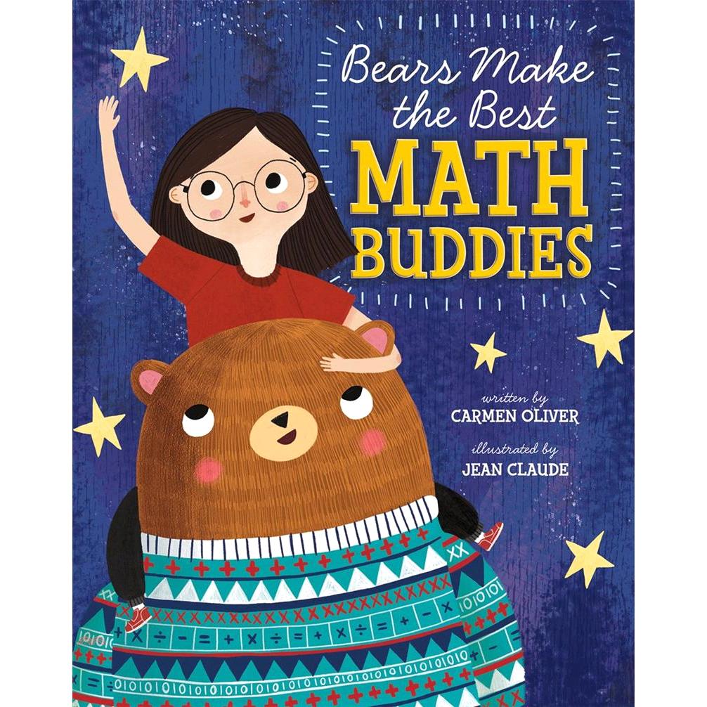 Bears Make the Best Math Buddies【三民網路書店】(精裝)[79折]