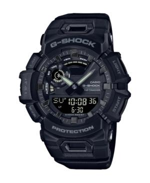 G-Shock Black Resin Ana-Digi Ble Steptracker Watch