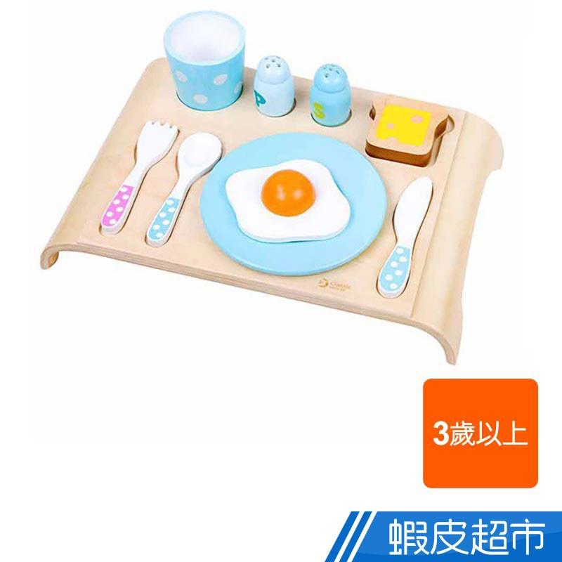 Classic World 德國經典木玩 美式早餐組  蝦皮直送
