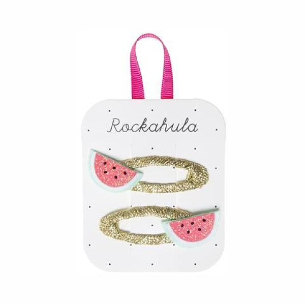 英國 Rockahula Kids 髮夾 - 清涼小西瓜