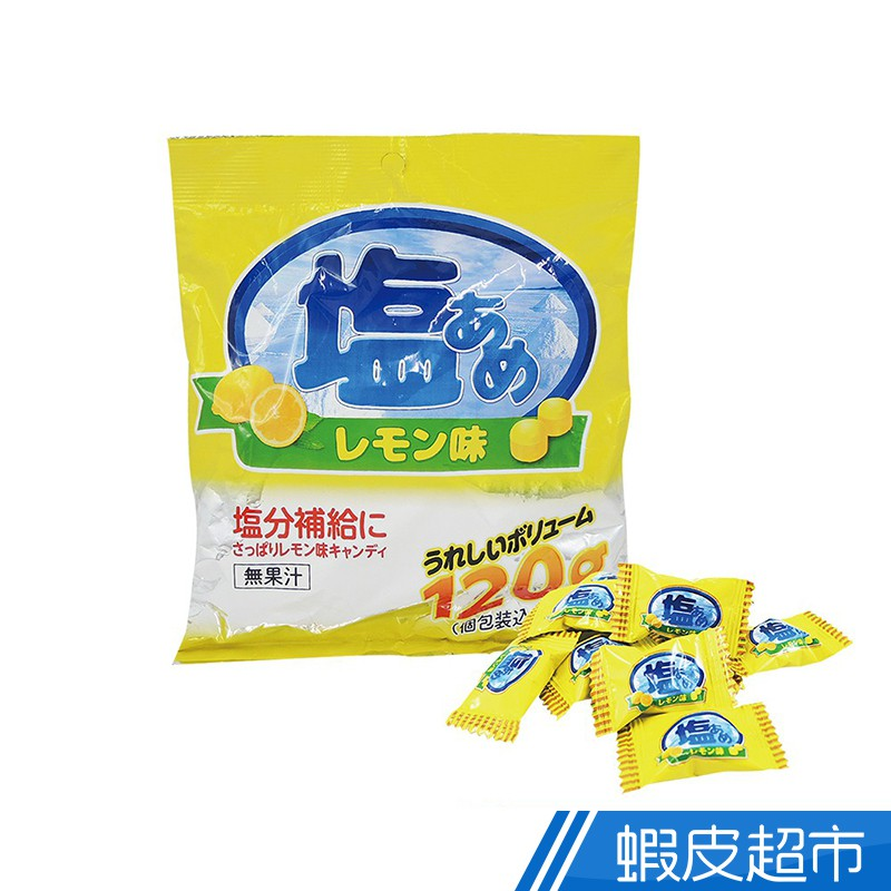 馬來西亞 YLF日式檸檬薄荷風味鹽糖 清涼薄荷鹹酸口感  現貨 蝦皮直送