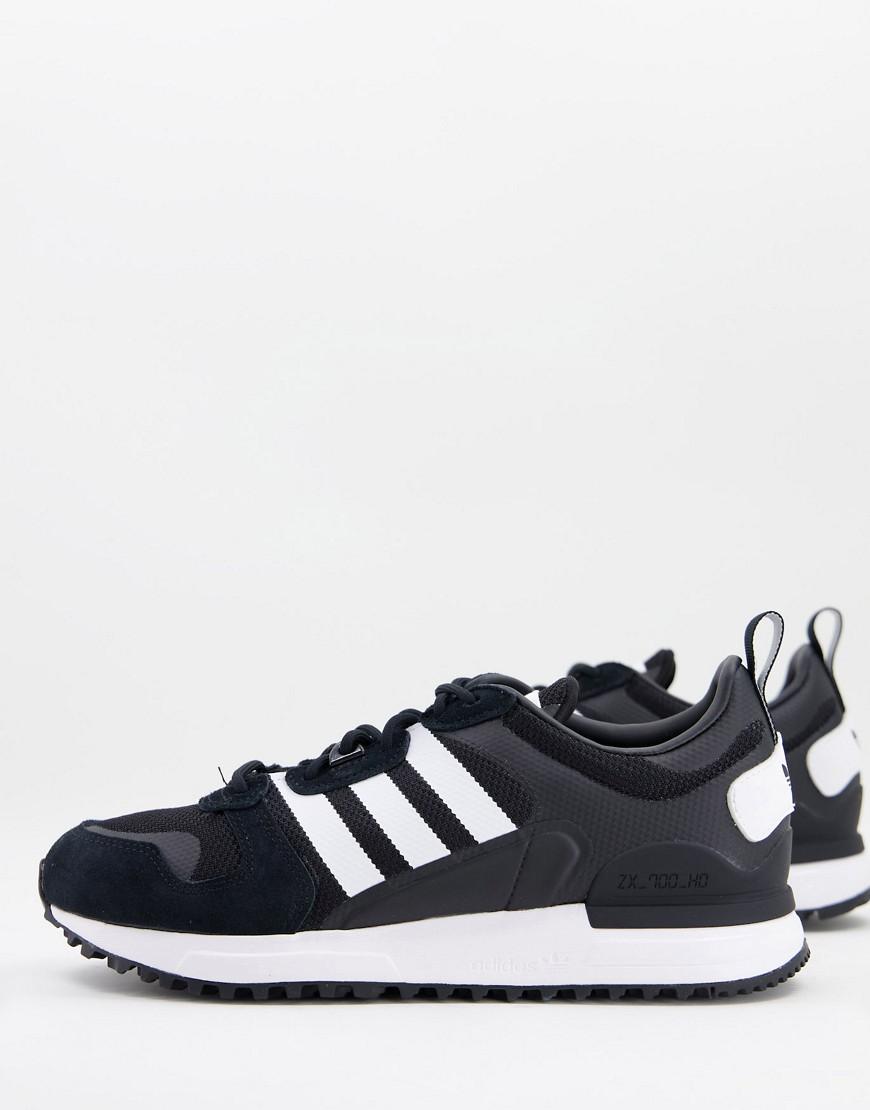 adidas Originals ZX 700 HD trainers in black