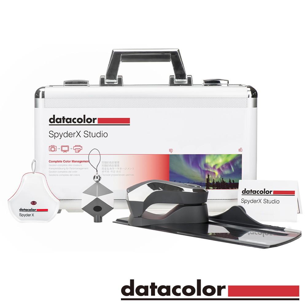 Datacolor SpyderX Studio 印表機校色器旗艦組 公司貨