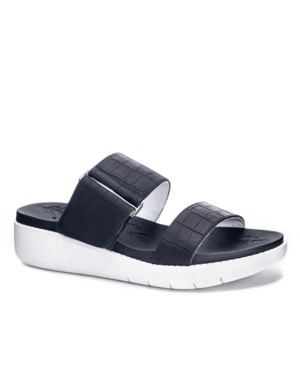 Cl by Chinese Laundry Women's Comic Comfort Fitting Slip-On Sandals Women's Shoes