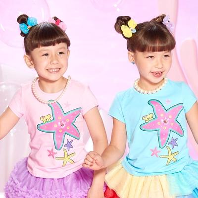 WHY AND 1/2 棉質萊卡T恤 多色可選 5Y ~ 10Y