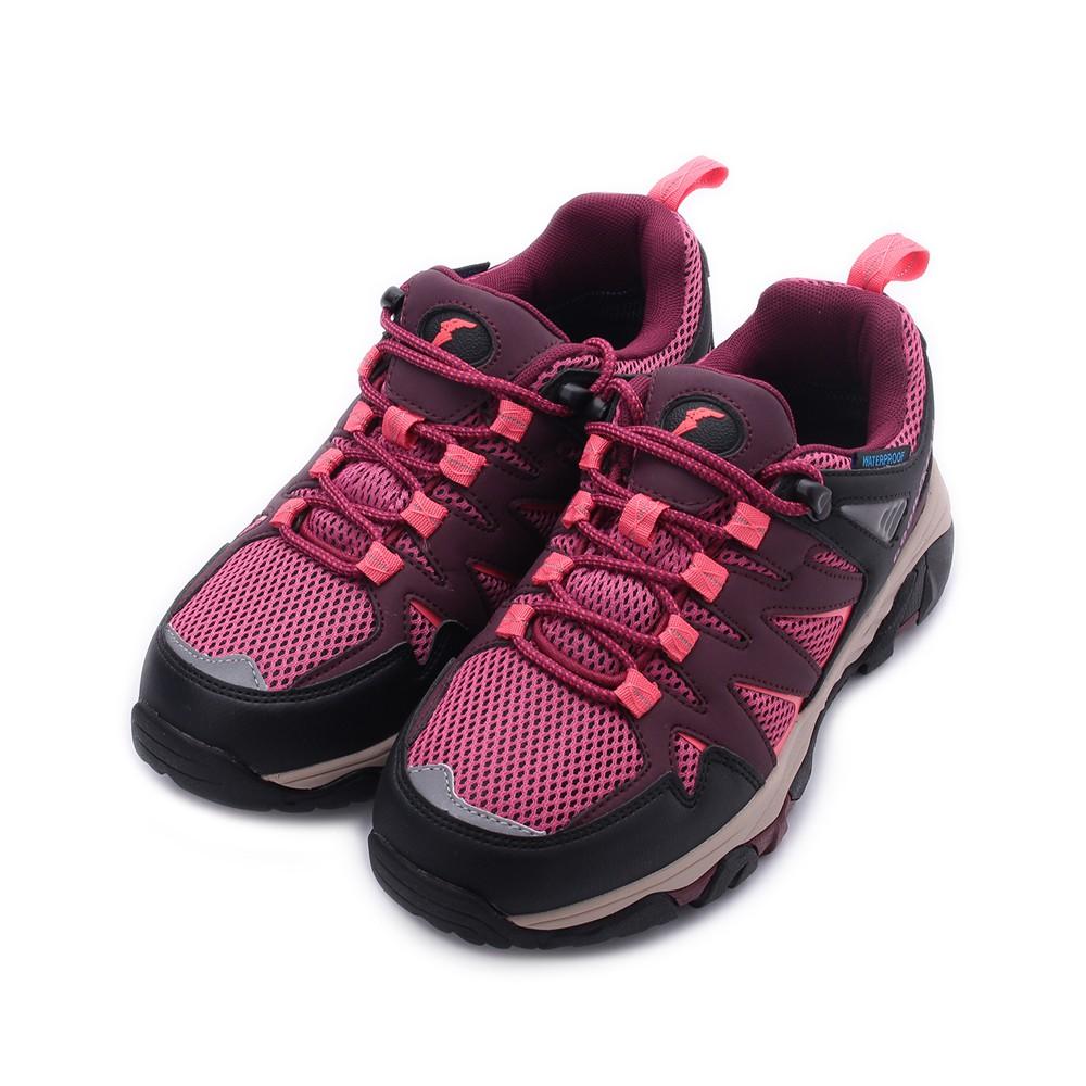 GOODYEAR 森林之王w3 低筒戶外鞋 桃黑 GAWO02422 女鞋