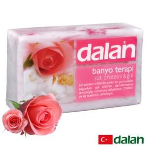 【土耳其dalan】粉柔玫瑰牛奶療浴皂