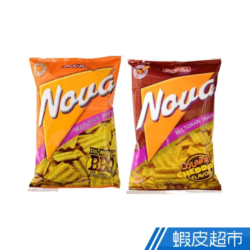 菲律賓 Nova 鄉村脆片餅乾 起司/BBQ 蝦皮直送 現貨