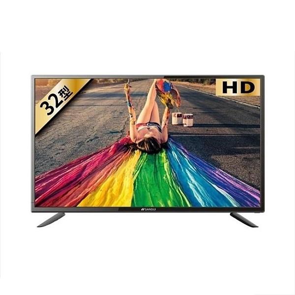 【南紡購物中心】SANSUI山水【SLED-32】32吋電視